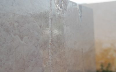 Crema Valencia Marble Block